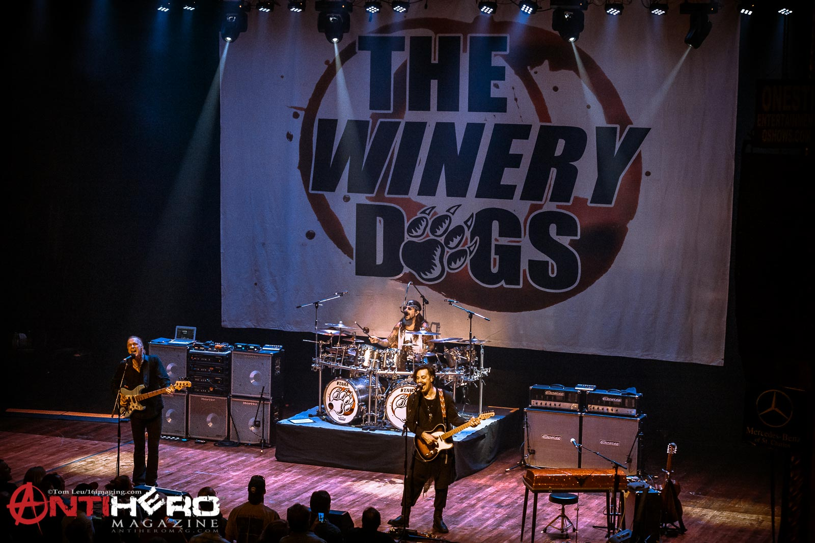 The Winery Dogs2